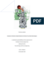 Evaluation of Selective Catalytic Reduction for Marine Two-Stroke Diesel Engines-92