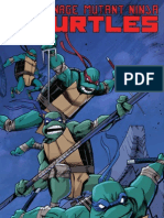 Teenage Mutant Ninja Turtles #11 Preview