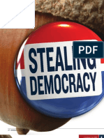 Stealing Democracy