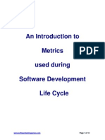 Software Metrix
