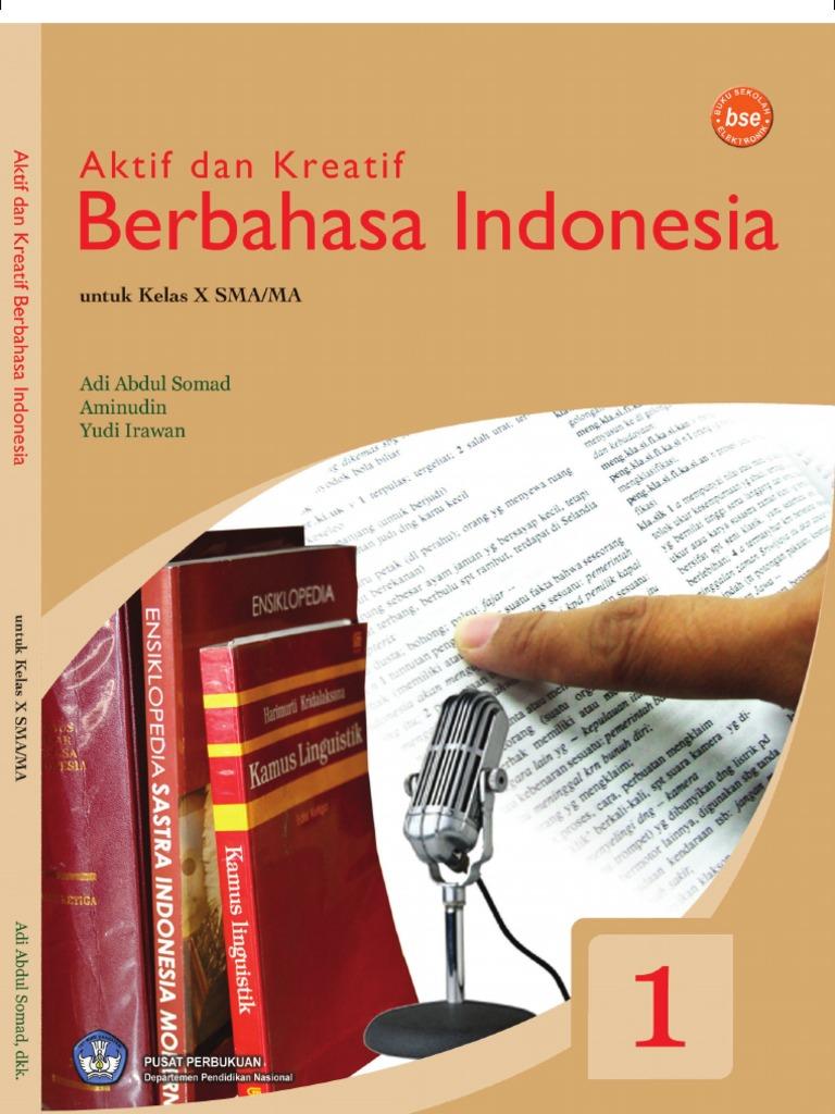 Kelas X Sma Bahasa Indonesia Adi Abdul Camilan Busa Kepiting By Indahamp039s Fresh Ui