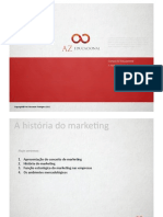 História do Marketing