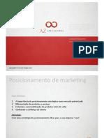 Posicionamento de marketing