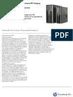 Ficha Técnica HP Compaq 6200 Pro