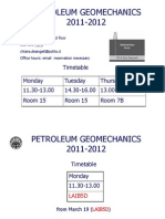 0 Petroleum Geomechanics Information Rules Etc2011 2012