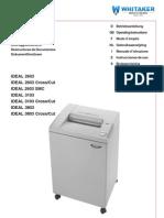 2603smc Manual