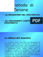 Il Metodo Di Zenone