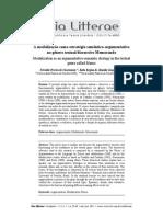 Vol 3 1 via Litterae 2-7-Modaliz c Estrat Semant-Argum Genero Memo ERIVALDO P NASCIMENTO e KATIA R a GONCALVES