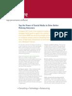 Social Media and Policing