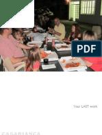 Catalogo your LAST work, 17-06-12