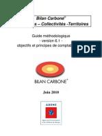 Guide-Methodologique-V6-1 Bilan Carbone Ademe 2010