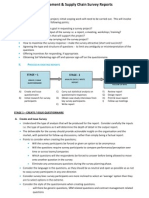 creating procurement and supply chain reports final pdf