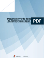Livro Verde da Reforma Administrativa