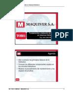 6. Fundamentos y Deteccion de Fallas en Sistemas Hidraulicos
