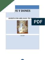 Abel Tec - Fe Y Dones