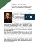 A Herança de Thomas Jefferson