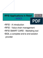 RFID Working for Retail
