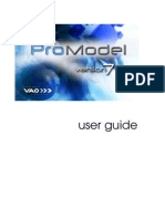 User Guide Pro Model Version