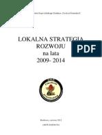 """Lokalna Strategia Rozwoju FPGLD """"CIUCHCIA KRASIŃSKICH"""""""