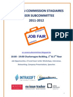 The Job Fair Booklet