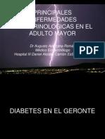Enf. Endocrinas Del Geronte UPT 2012