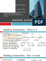 Building Automation 2011