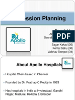 Succession Planning - Apollo Hospitals