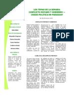 Tema de La Semana - Moyano y Paraguay