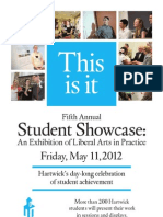 Showcase Brochure 2012