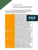 Comunicación y la norma ISO 9000