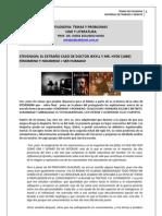 151. FILOSOFIA, LITERATURA Y CINE