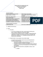 Compte rendu (2012-03-29) Profil TIC - Actualisation du Profil