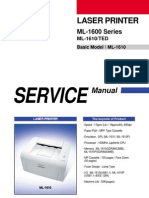 Samsung ML-1610 Service Manual - 00_Cover & Contents