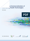 Accelerating Commercialization Cost Saving Health Technologies Report