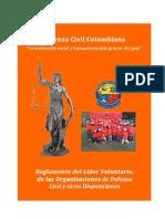 MR 11 Nuevo Reglamento Del Lider Voluntario y Las Organizaciones de DCC 19 012012