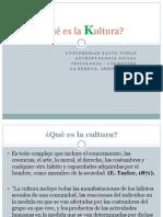 a. Qué es la Kultura