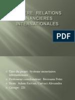 Unlicensed RFI Projet Systeme Monetaires Internationales