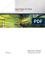 Rethinking Mega Region Air Travel Tl