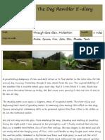The Dog Rambler E-diary 27 June 2012