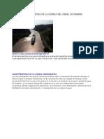 Caracteristicas Fisicas de La Cuenca Del Canal de Panama