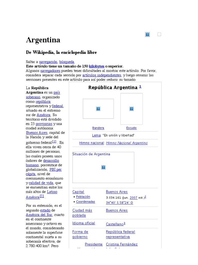 Argentina wikipedia la enciclopedia libre urtaz Images