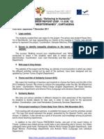 Spanish Report BIH _1st Year