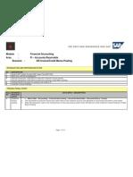 SAP FB70 & FB75 Transaction Code Tutorials