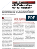 Broadband Communities article featuring SMBS
