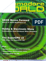 Commodore World Issue 22
