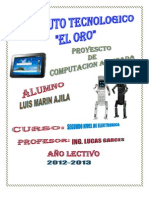 Mi Proyecto Marin