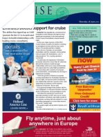Cruise Weekly for Thu 28 Jun 2012 - Emirates cruise support, New environmental laws, Fantasea sale, Steamboat name change and much more...