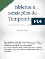 Ambiente e Sensações de Temperatura