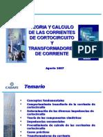 Curso I de Cortocircuito y TC
