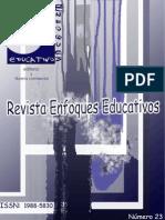 Revista enfoques_23. Artículo sobre Montessori
